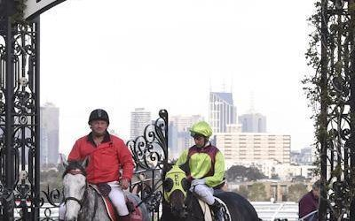 Late Charge takes out the Listed Sofitel at Flemington