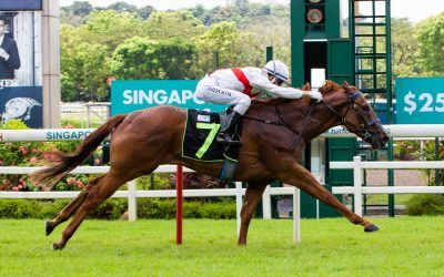 Infinite Wisdom to the fore at Kranji
