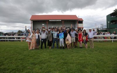 Locals roar as Glass Warrior takes out Longford Cup