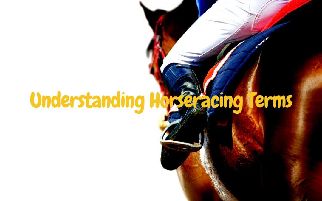 Understanding Horseracing Terms