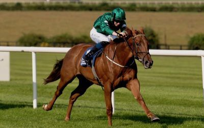 First Stakes-Winner for Churchill
