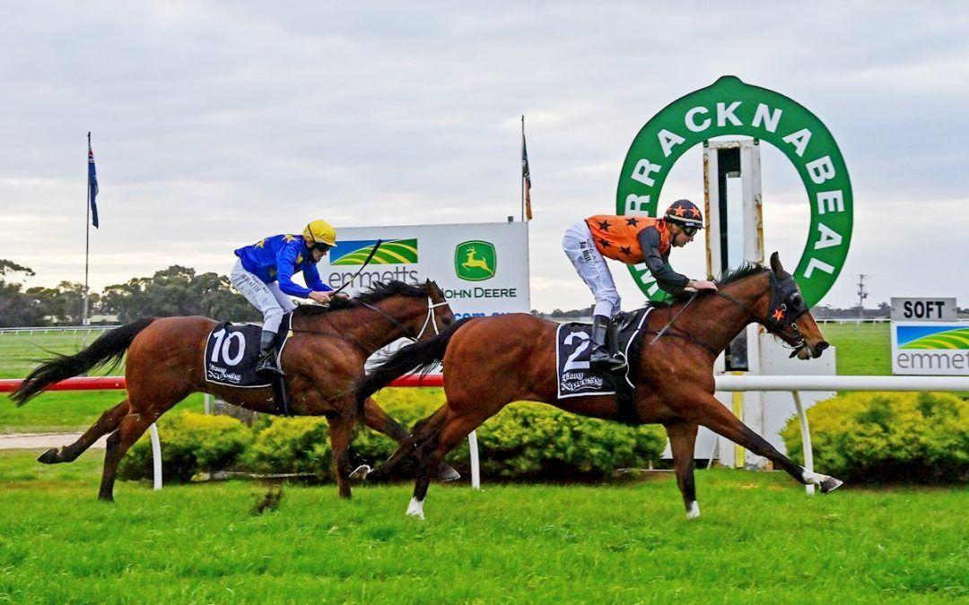 Destiny doubles-up at Victorian return