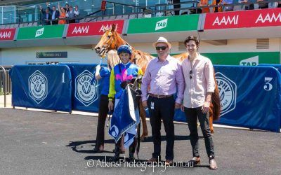 All Banter – First Leg of a Two State Double